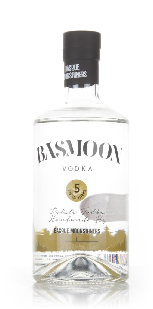 Basmoon Plain Vodka