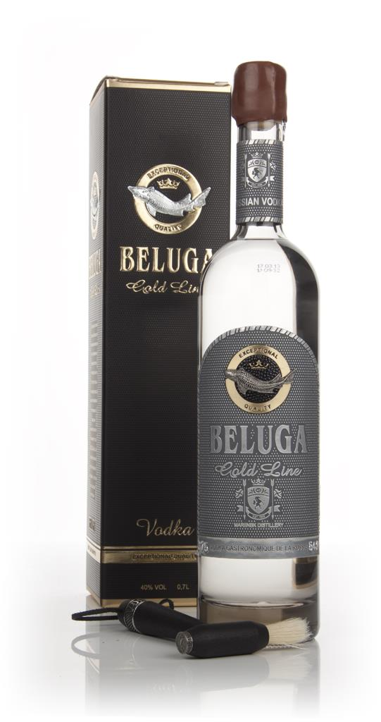 Beluga Gold Line 3cl Sample Plain Vodka