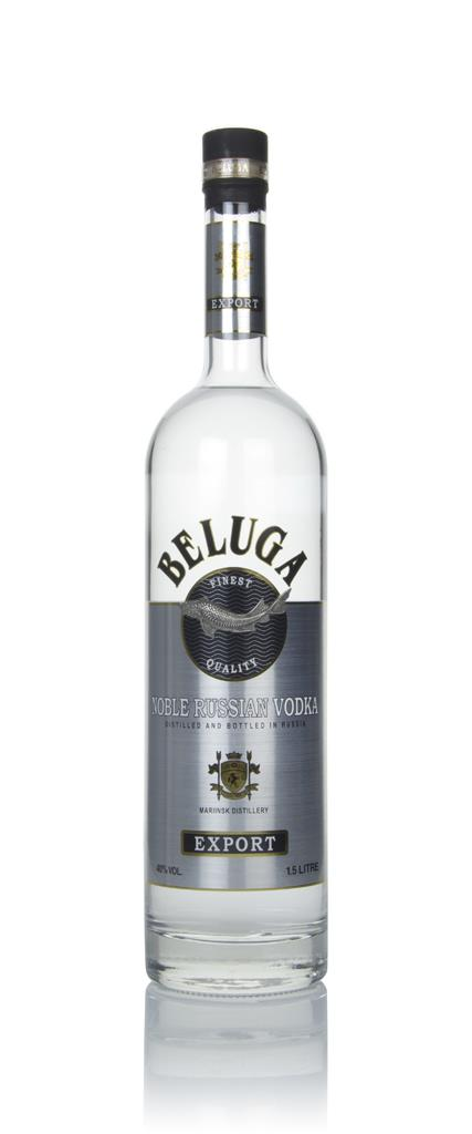 Beluga Noble Russian Vodka 1.5L Plain Vodka