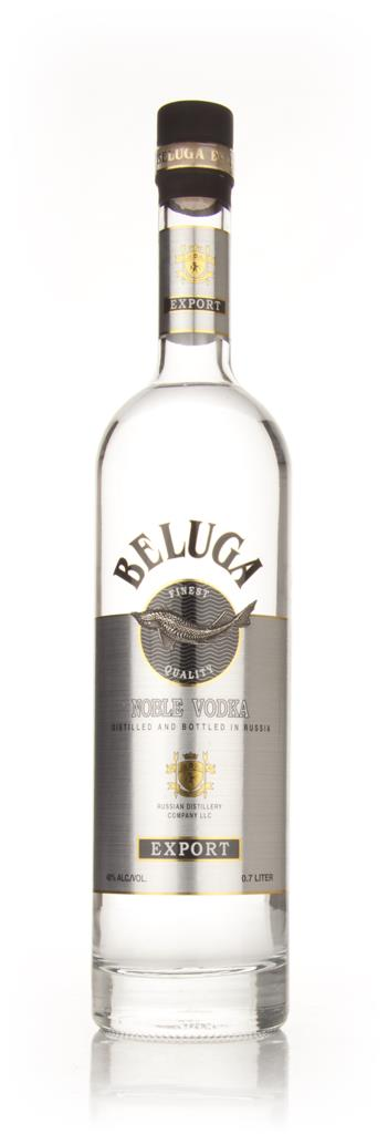 Beluga Noble Russian Plain Vodka