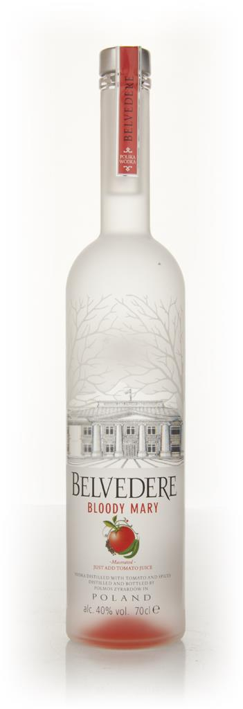 Belvedere Bloody Mary Flavoured Vodka