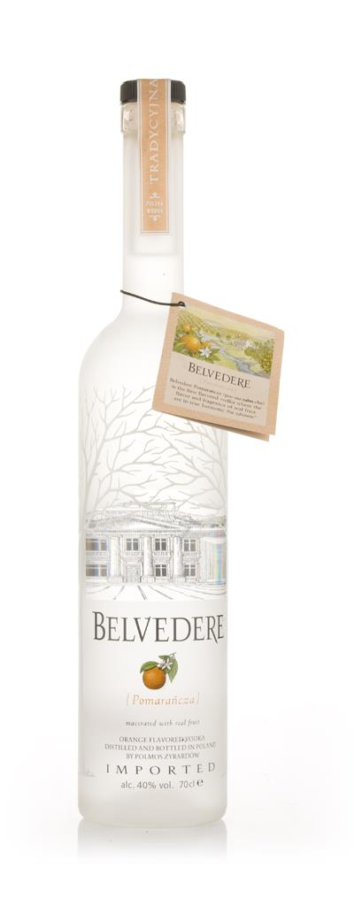 Belvedere Pomarancza Orange Flavoured Vodka