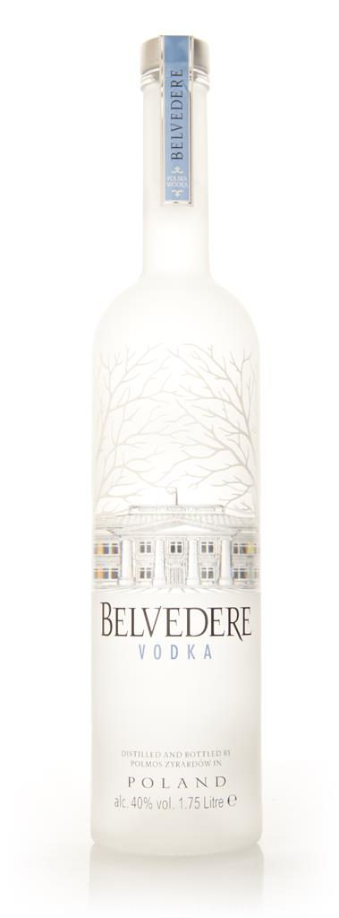 Belvedere Pure Vodka 1.75l Plain Vodka