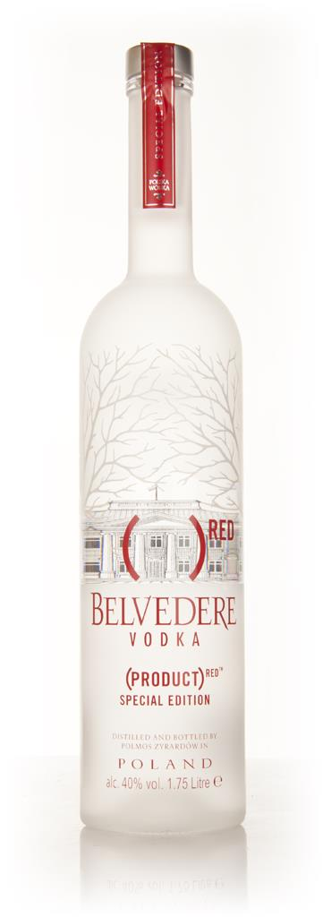 Belvedere (RED) 1.75l Plain Vodka