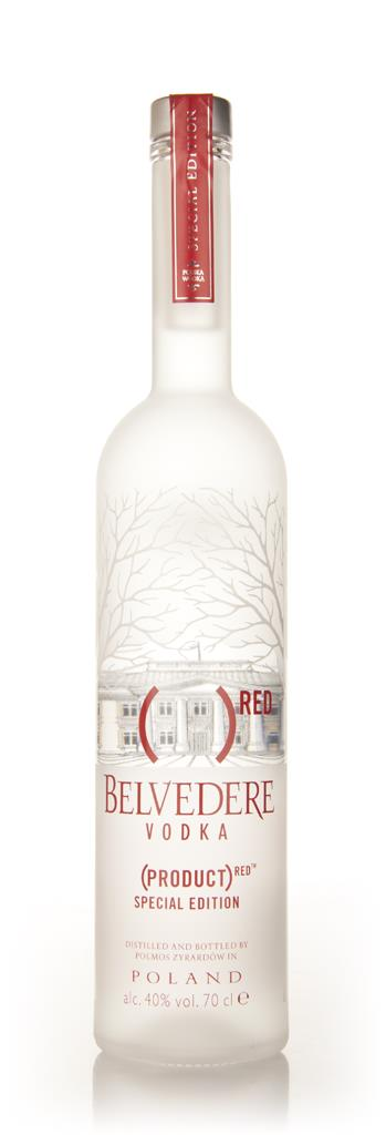 Belvedere (RED) Plain Vodka