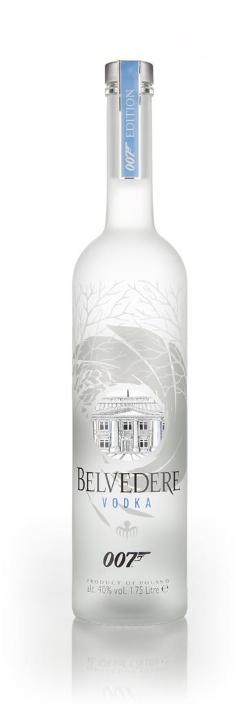 Belvedere 007 Collectors Edition 1.75l Plain Vodka