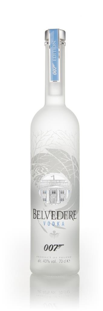 Belvedere 007 Collectors Edition Plain Vodka