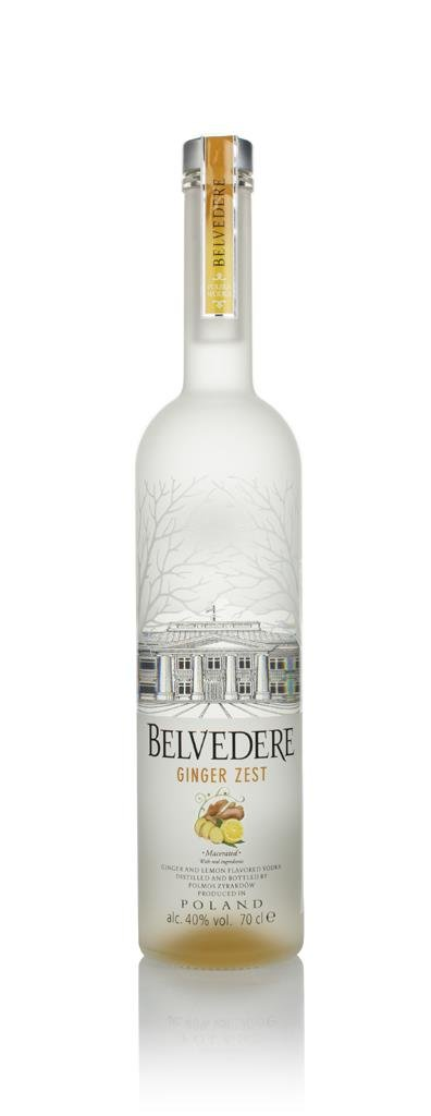 Belvedere Ginger Zest Flavoured Vodka