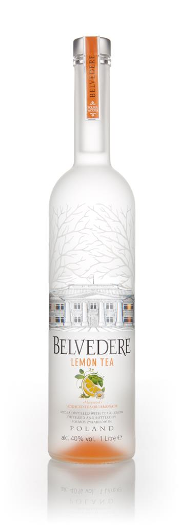 Belvedere Lemon Tea Vodka 1l Flavoured Vodka