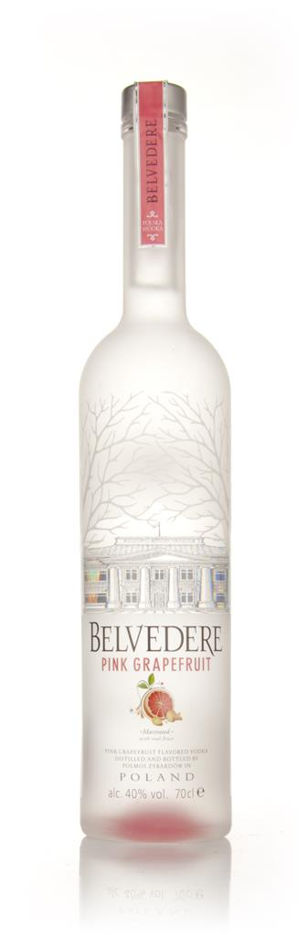 Belvedere Pink Grapefruit Flavoured Vodka