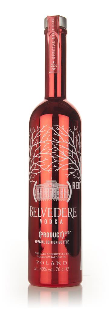 Belvedere (RED) Special Edition Plain Vodka