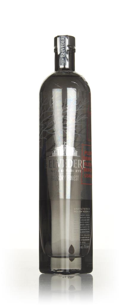 Belvedere Single Estate Rye Vodka - Smogory Forest Plain Vodka