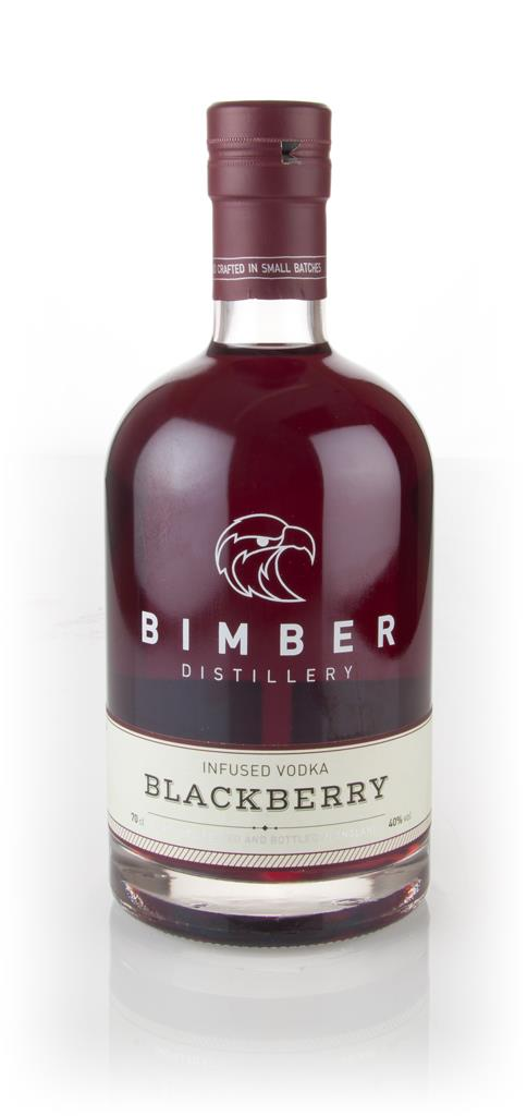 Bimber Blackberry Flavoured Vodka