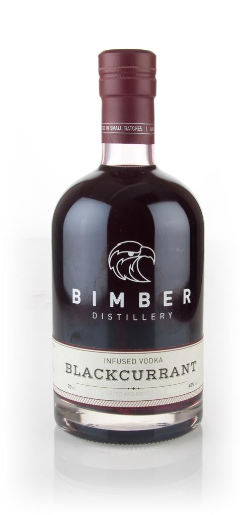 Bimber Blackcurrant Flavoured Vodka