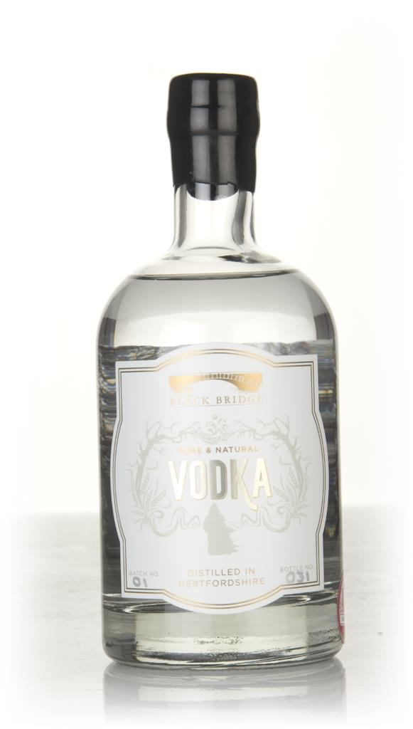 Black Bridge Plain Vodka