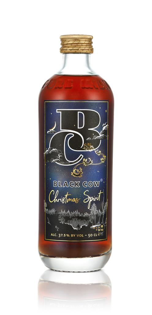 Black Cow Christmas Spirit Flavoured Vodka