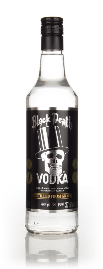 Black Death Plain Vodka