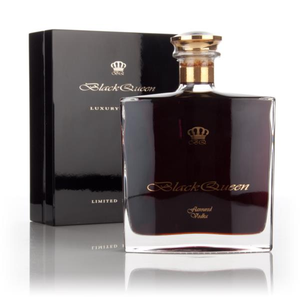 Black Queen Flavoured Vodka - Limited Edition Giftbox Flavoured Vodka