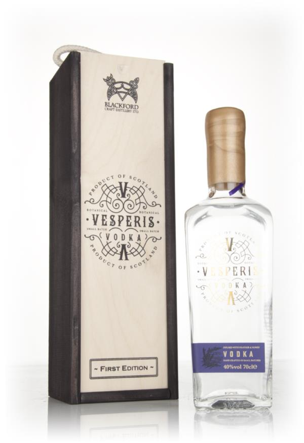 Vesperis Botanical Vodka - First Edition Flavoured Vodka