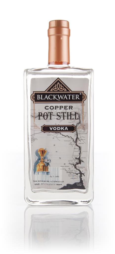 Blackwater Copper Pot Still Plain Vodka