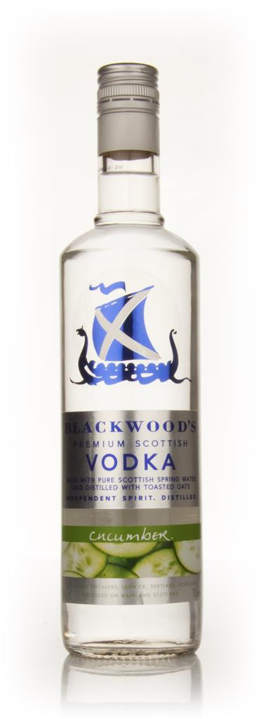 Blackwoods Cucumber Flavoured Vodka