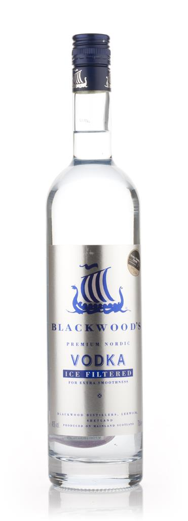 Blackwoods Shetland Plain Vodka