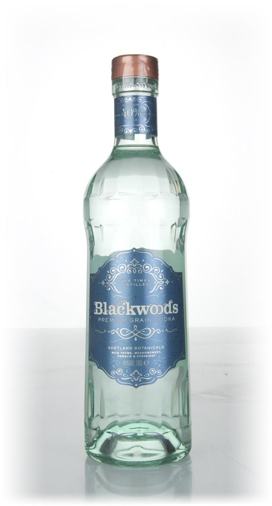 Blackwoods Botanical Flavoured Vodka