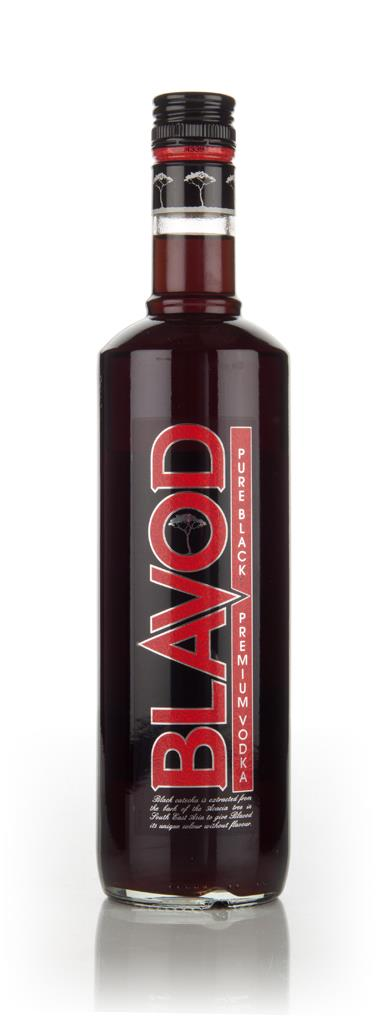Blavod Original Black Plain Vodka