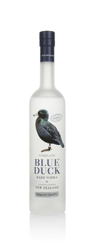 Blue Duck Plain Vodka