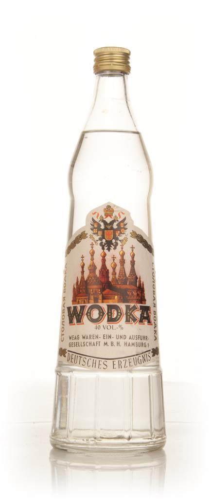 Boaka Wodka - 1970s Plain Vodka