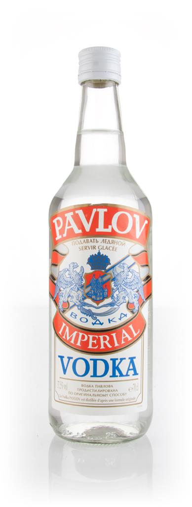 Pavlov Plain Vodka