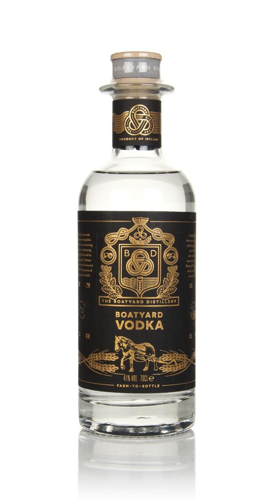 Boatyard Plain Vodka