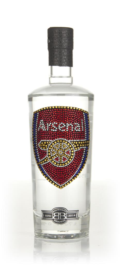 Bohemian Brands Arsenal FC Plain Vodka