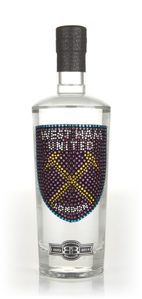 Bohemian Brands West Ham United FC Plain Vodka