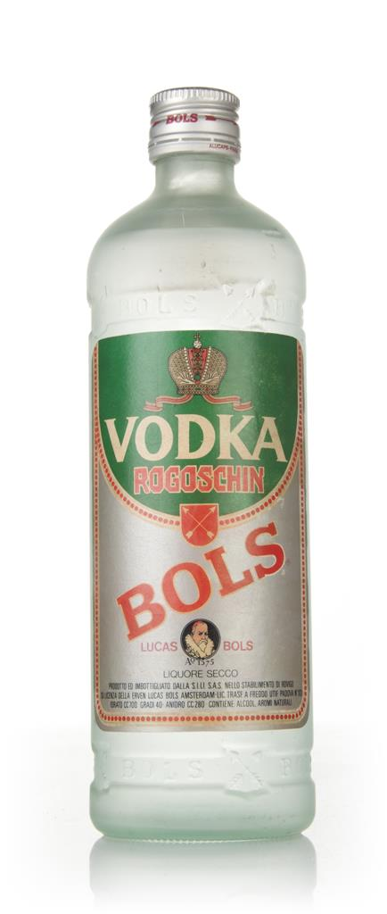Bols Vodka Rogoschin - 1970s Plain Vodka