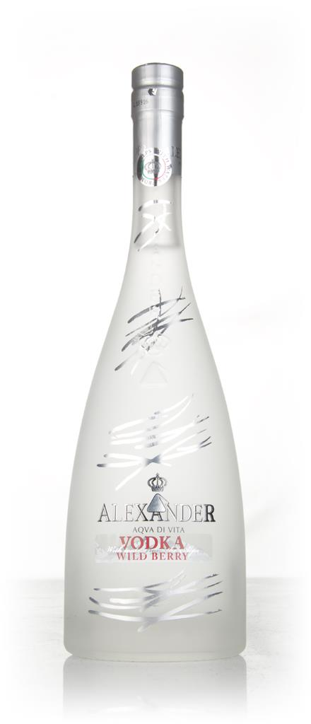 Alexander Colors Wild Berry Flavoured Vodka