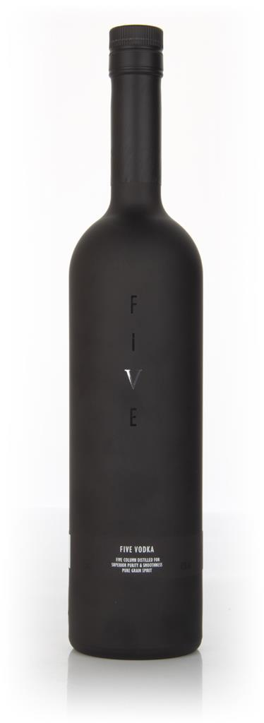 Brecon Five Black Plain Vodka