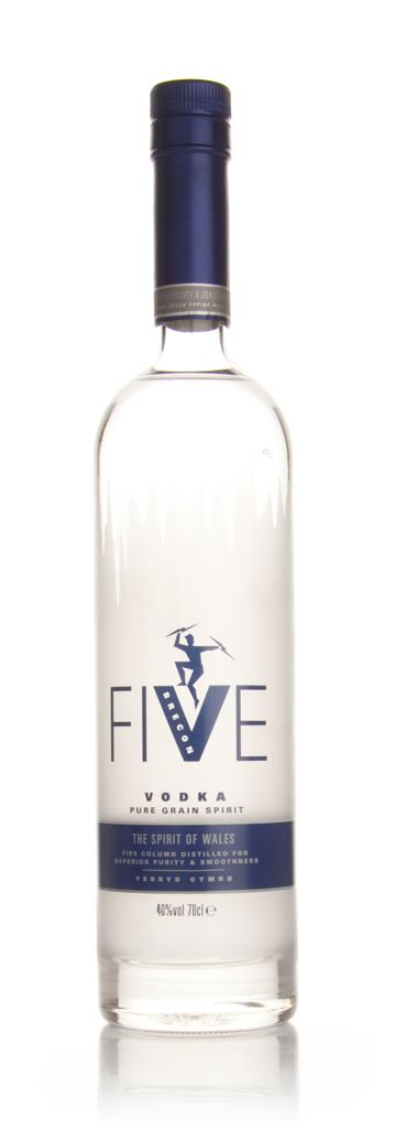 Brecon Five Plain Vodka