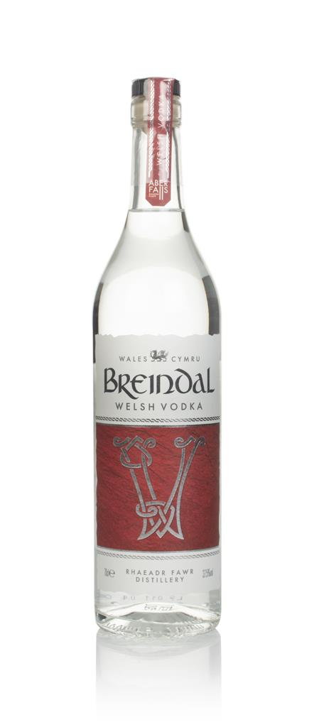 Breindal Welsh Plain Vodka