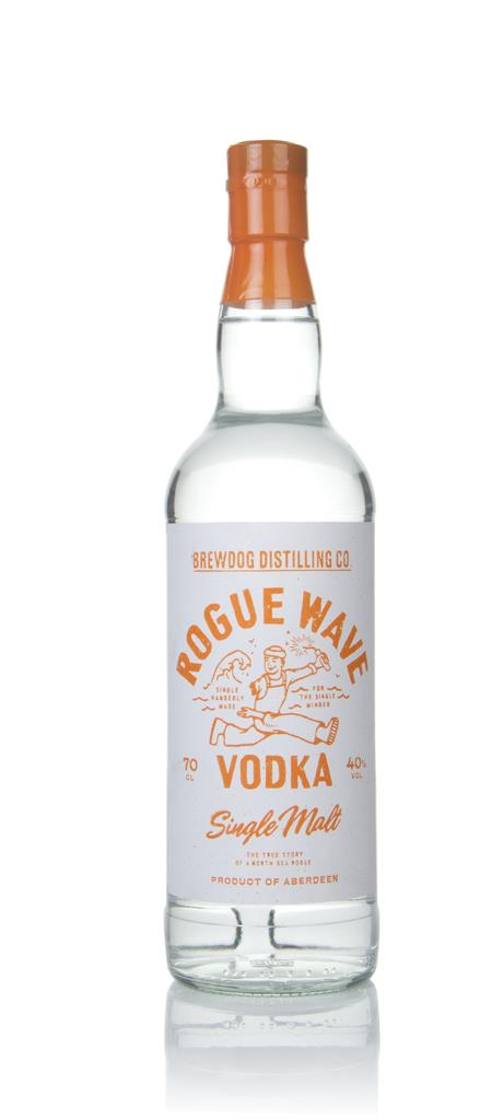 Rogue Wave Plain Vodka