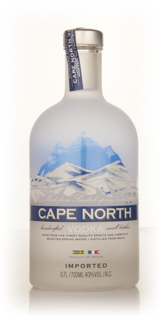 Cape North Plain Vodka