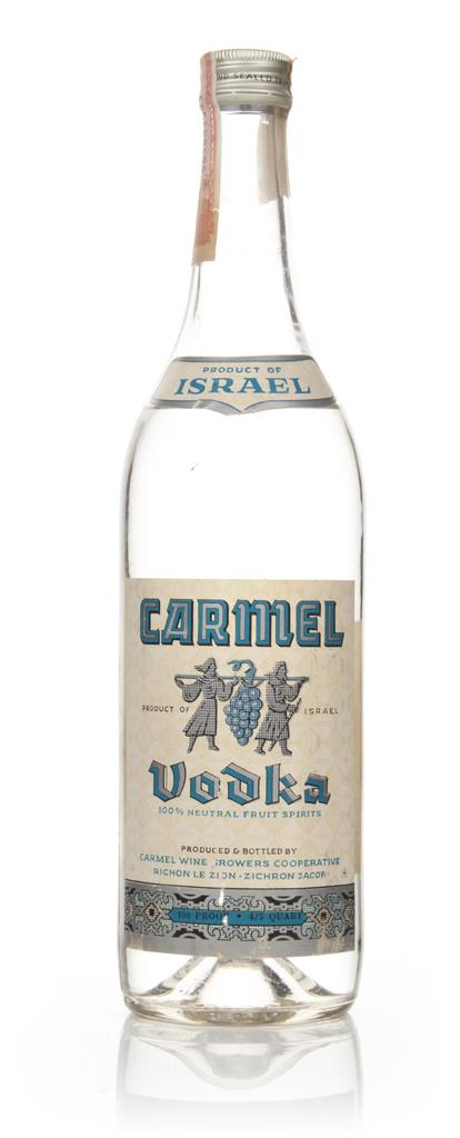 Carmel Vodka - 1970s Plain Vodka