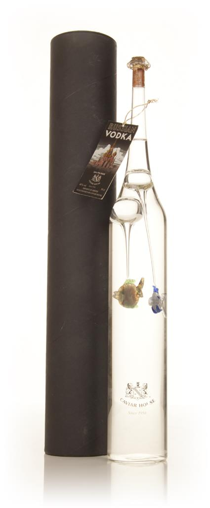 Caviar House Russian Vodka - 2000s Plain Vodka