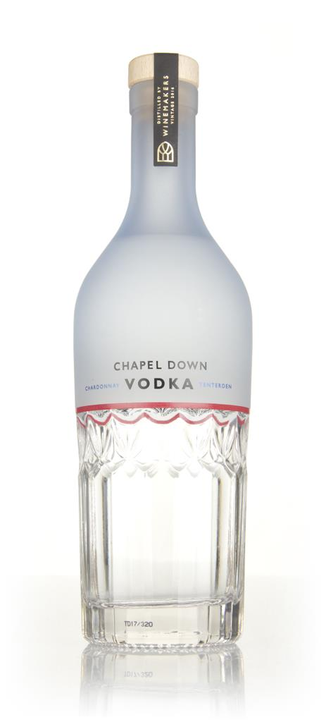 Chapel Down Chardonnay Plain Vodka