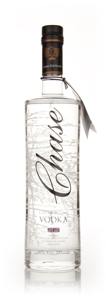 Chase Vodka 1l Plain Vodka