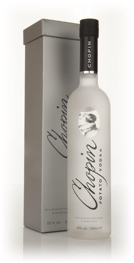 Chopin Potato Vodka 50cl Plain Vodka