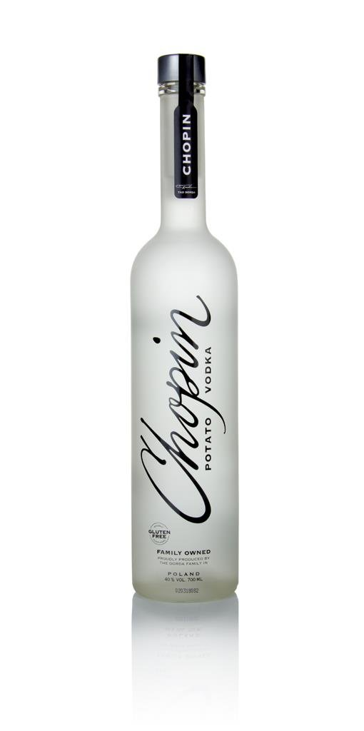 Chopin Potato Plain Vodka