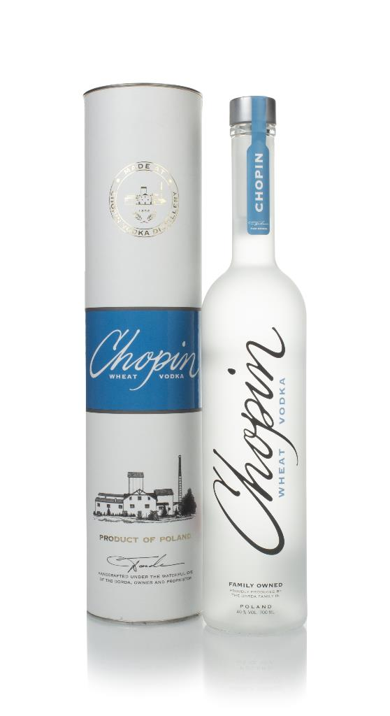 Chopin Wheat Plain Vodka