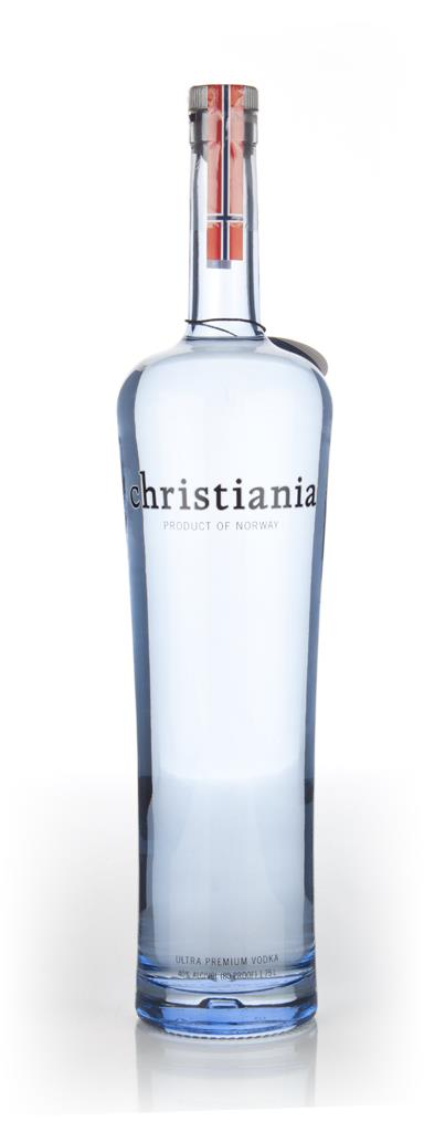 Christiania Ultra Premium Vodka 1.75l Plain Vodka