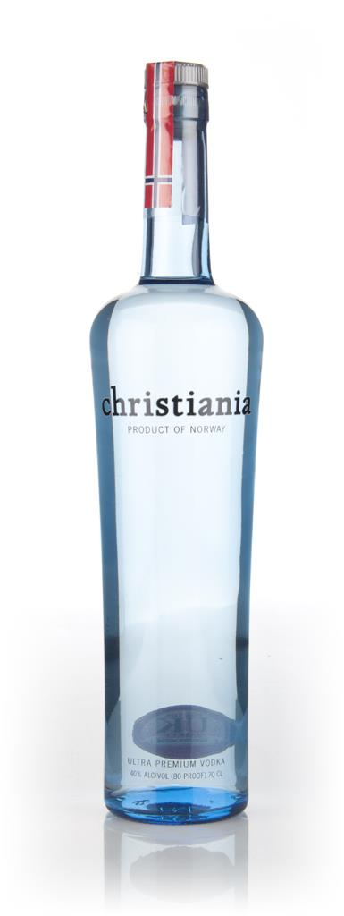 Christiania Ultra Premium Plain Vodka